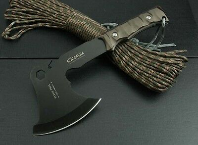 Tactical Axe Tomahawk Army Outdoor Hunting Camping Survival Axes