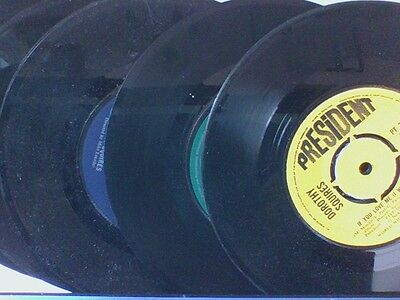 "Dorothy Squires-Job Lot Of 7  7"" Records-See Desc. For Titles--Con. Vg Or Better"