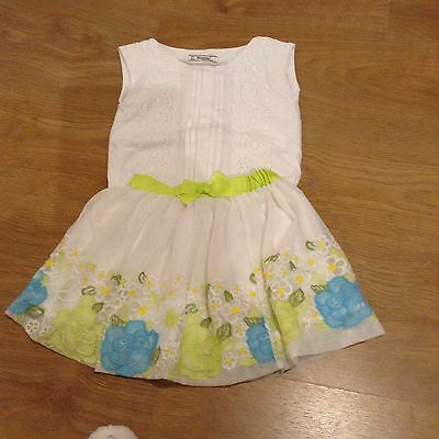 Girls Mayoral Skirt And Top Age 2