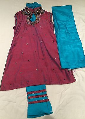 India/ Asian Pajami Girls  Suit