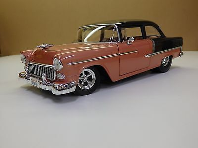"Hot Wheels 1955 Chevy "" Pro Street "" 1/18 Scale"