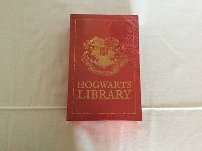 Harry Potter.Hogwarts Library. Comic relief edition