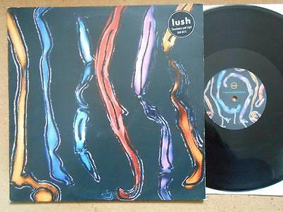 """LUSH Sweetness And Light - VG+/VG+ Condition 1990 4AD 12"""" Single"""