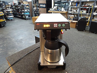 BUNN WAVE15-APS Airpot Coffee Brewer 39900.0005 w/ Hot Water Tap