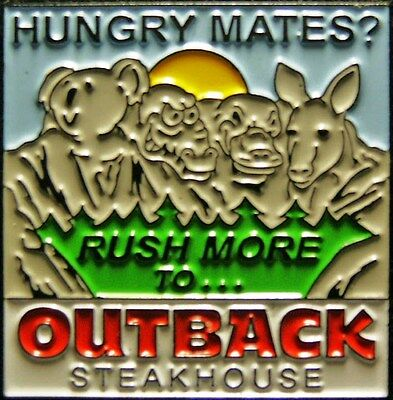 A5902 Outback Steakhouse Hungry Mates