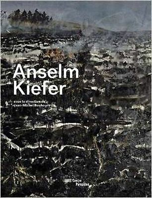 ANSELM KIEFER : CATALOGUE EXPOSITION New