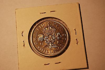Great Britain 1951 FLORIN PROOF