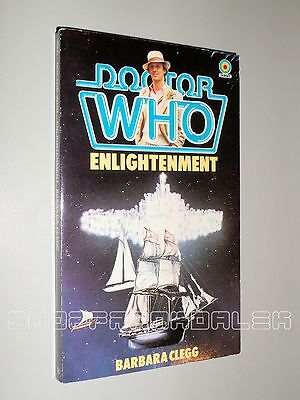 Doctor Who - Enlightenment (Target books)
