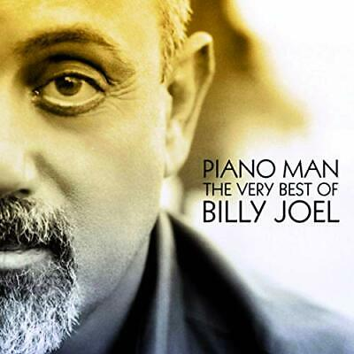 Piano Man: The Very Best Of Billy Joel -  CD N6VG The Cheap Fast Free Post The