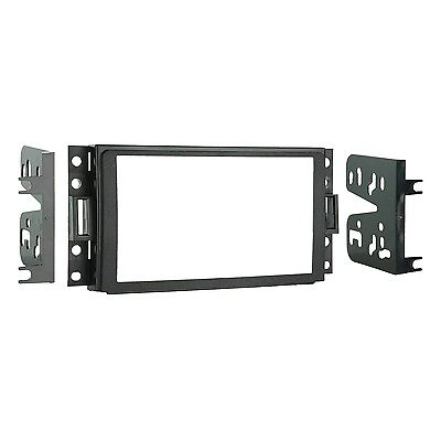 Metra 95-3304 Double DIN Installation Kit for Select 2005-2006 GM/Chevrol... New