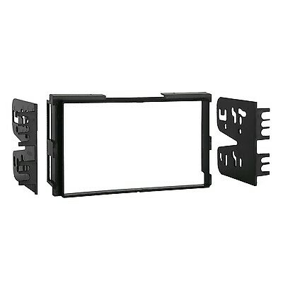 Metra 95-7313 Double DIN Installation Kit for Select 2001-2006 Hyundai Ve... New