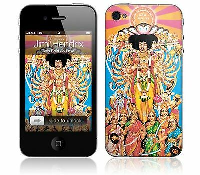 Zing Revolution MS-JIMI30133 Jimi Hendrix-Axis Bold as Love Cell Phone Co... New