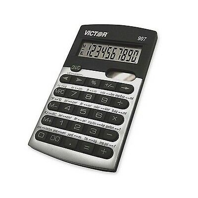 Victor Technology 907 Standard Function Calculator New