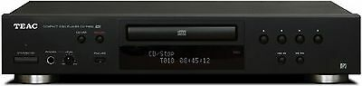 TEAC CD-P650 CD and USB Recorder with Remote (Black) New