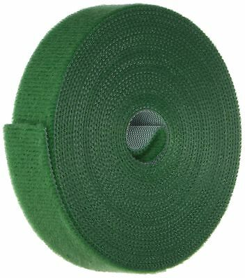 Monoprice 105833 0.75-Inch One Wrap Hook and Loop Fastening Tape 5 Yard/R... New