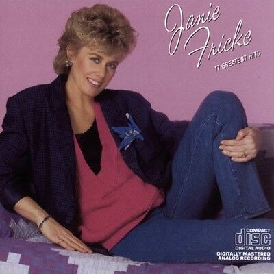 Janie Fricke - 17 Greatest Hits [New CD]