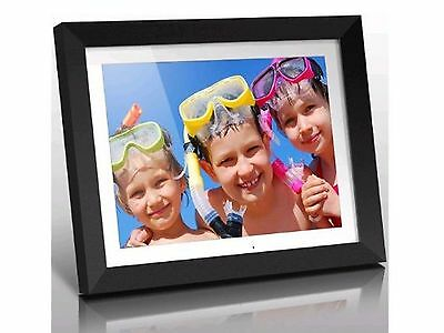 15inch Hi Res Digital Photo Frame W/2gb Built-in Memory and Remote (1024 ... New