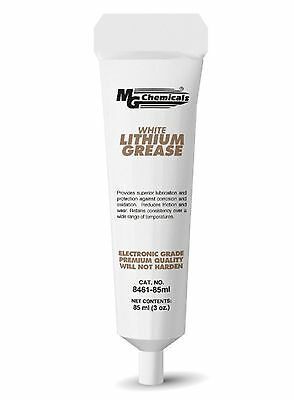MG Chemicals 8461 Lithium Grease 85 ml Tube White New