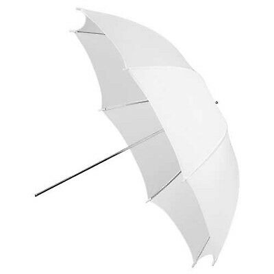 Fotodiox Umb-33-White Premium Grade Studio Umbrella 33-Inch Shoot Through... New