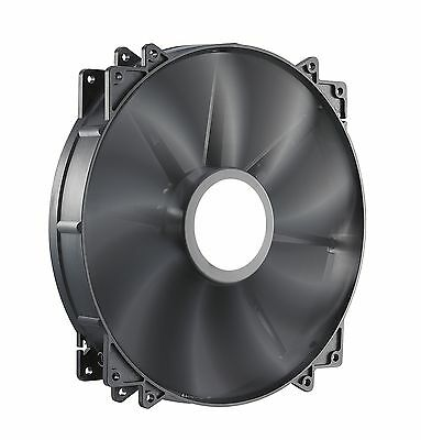 Cooler Master MegaFlow 200 - Sleeve Bearing 200mm Silent Fan for Computer... New