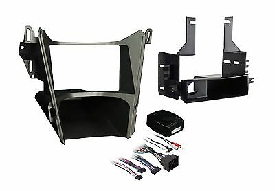 Metra 99-3307G Single DIN/D ouble DIN Installation Kit for 2010 Chevrolet... New