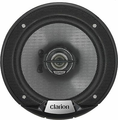 Clarion SRG1623R 6 1/2-Inch 2-Way Coaxial Speaker System New