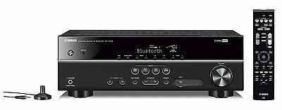 Yamaha RXV-379 5.1-Channel Network A/V Receiver with Bluetooth New