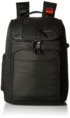 Briggs & Riley Verb Advance Backpack Black One Size New