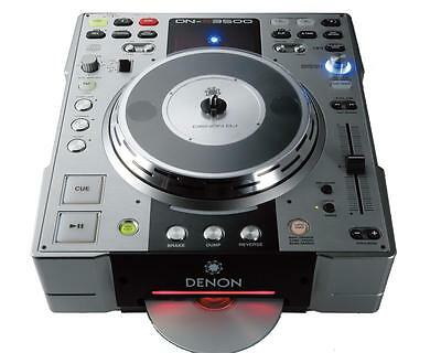 Denon DN-S3500 Professional CD/MP3 DJ Mixer Turntable Player New in Factory Box!