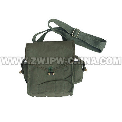 Surplus Chinese Military Type 56 Ak Chest Rig Ammo Pouch Bag 5 Clips
