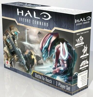 Halo Ground Command - Battle for Reach - Spartan Games