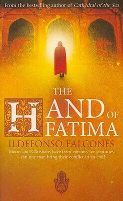 Hand of Fatima by Ildefonso Falcones Paperback Book (English)