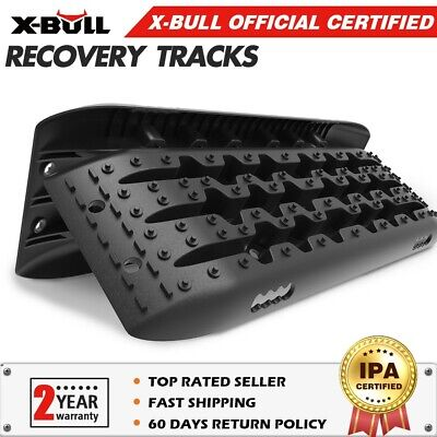 X-BULL Recovery Tracks Sand Track Mud Snow Grass 1 pair Tyre Accessory 4WD 4X4