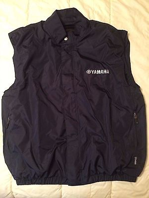 Yamaha Vest. Mens Large