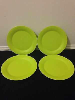 Tupperware Open House Plates