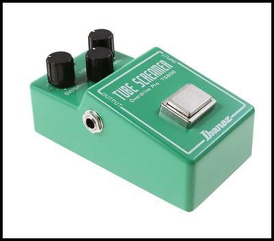 Ibanez TS808 Vintage Tube Screamer Overdrive Pedal Guitar Effects Pedal New