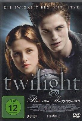 Twilight - Bis(s) zum Morgengrauen   DVD  *HIT*