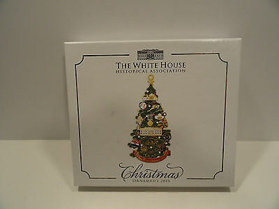 The White House Historical Association Christmas Ornament 2015
