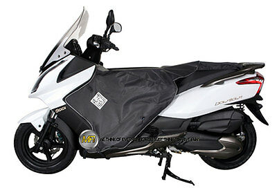 FOR KYMCO DOWNTOWN 300i ABS 2011 11 LEG COVER TERMOSCUD WINTER WATERPROOF TUCANO