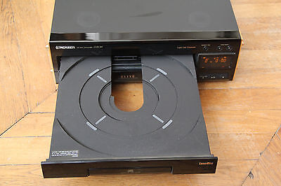 Pioneer Elite CLD D99 NTSC Laserdisc Player Flagship Model Phare LD Rare + Joues