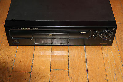 Pioneer CLD S310F 1997 PAL Laser Disc Player Laserdisc LD + 15 LD's PAL
