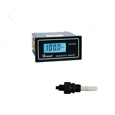 CM-230 Conductivity Meter Conductivity Tester Monitor Pure water meter monitor