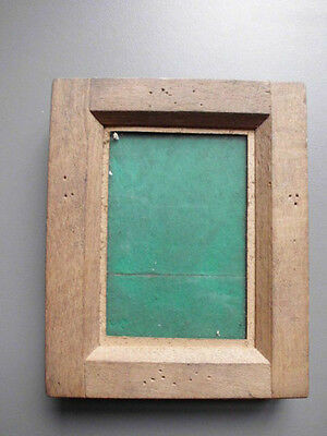 Vintage Small Wooden Photograph Printing Contact Frame - Display - Props B7
