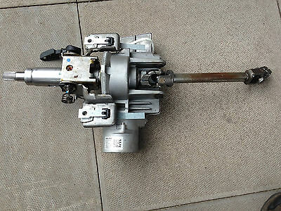Fiat Grande Punto Electric Power Steering Column & Ecu 55704064 (2006-2011)