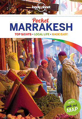Lonely Planet POCKET GUIDE MARRAKESH 3 (Travel Guide) - BRAND NEW PAPERBACK