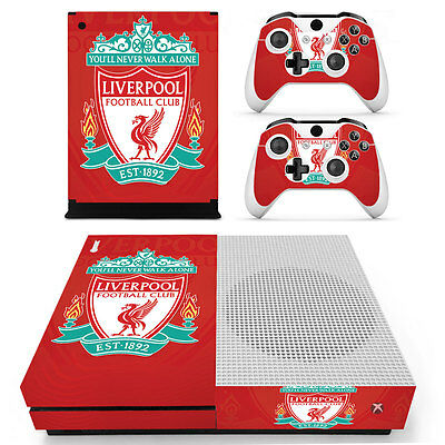 Liverpool Skin for Xbox One SLIM