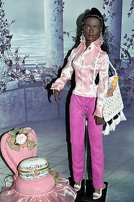 Robert Tonner Tyler Wentworth Mix And Match  5 Piece *sophisticate*  Outfit
