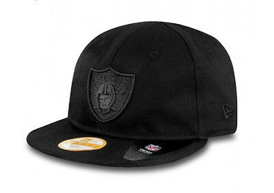 New Era Cap Hat Kids Cap. My 1st 9FIFTY Infant Snapback - Oakland Raiders