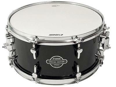 Sonor Snare Birke 14'x 7' transparent stain black