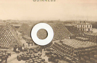 Guinness Brewery, Dublin Cooperage yard